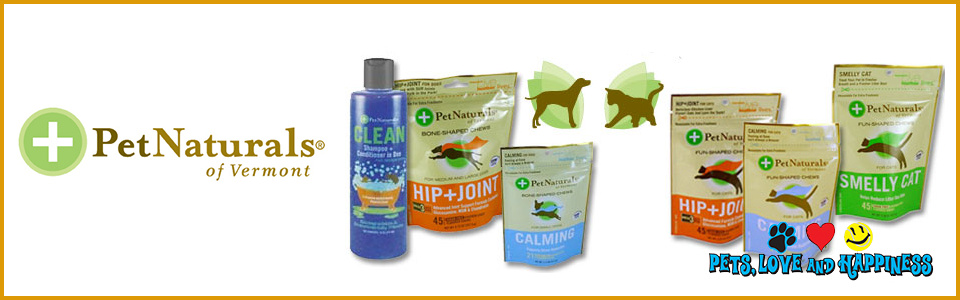 Pet Naturals Products at Pets, Love And Happiness Pet Store in Huntsville Alabama