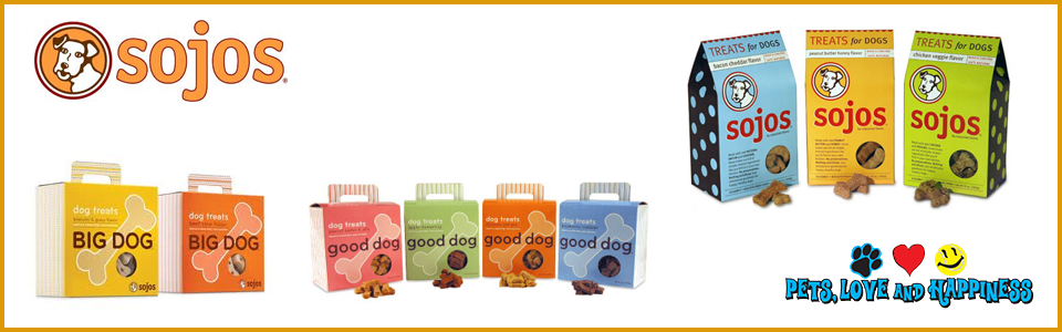 Sojo Pet Products at Pets, Love And Happiness Pet Store in Huntsville Alabama